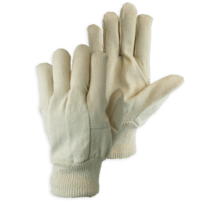 Handschoen Cotton Drill Glove Knit Wrist 20-400